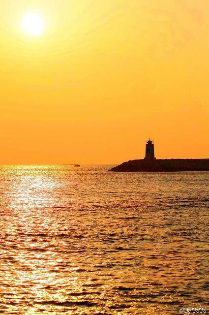 Corniche phare de Sausset-les-Pins
