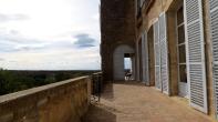 Location vacances Sausset, visite du Château de la Barben