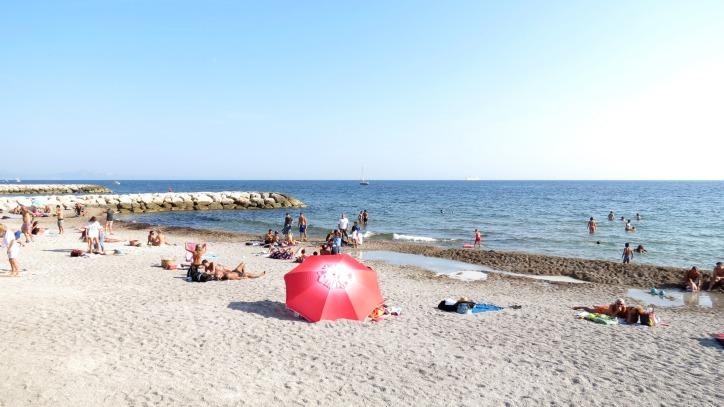 Location vacances Sausset, résidence les Rives d'Or, Plage Label Pavillon Bleu